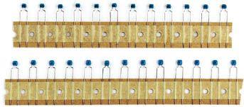 Keramisk multilag kondensator - 33nF / 63V (5,08mm)