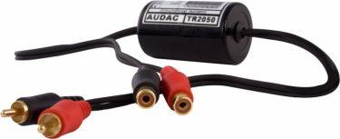 Audac isolation transformer RCA hun / RCA han